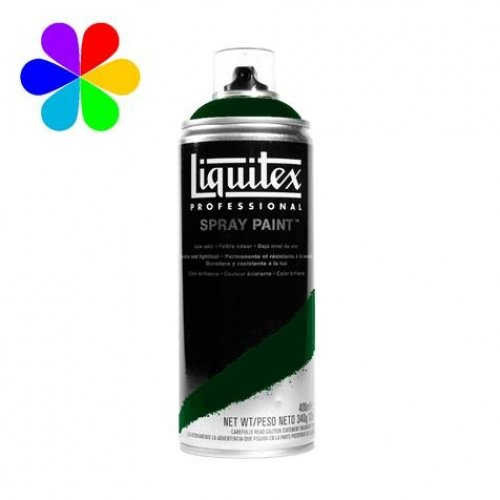 Spray Paint 400 ml - vert de vessie permanent - n°0315