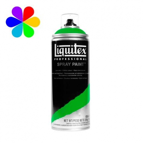 Spray Paint 400 ml - vert fluo - n°0985