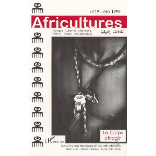 Africultures N°19. - Le corps africain