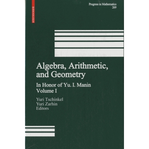 Algebra, Arithmetic and Geometry