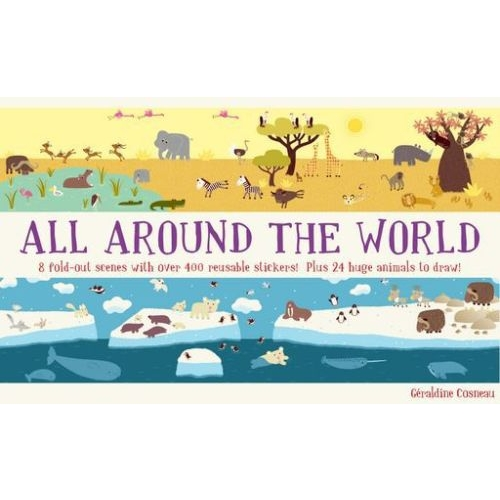 All around the world /anglais
