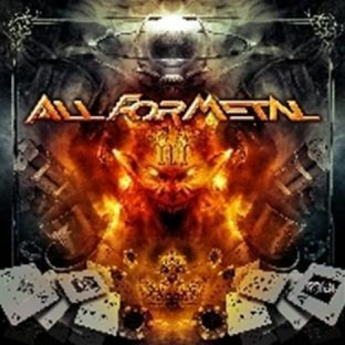 ALL FOR METAL /VOL.3