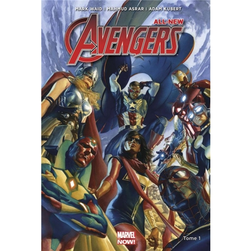 All-New Avengers Tome 1 - Rassemblement !