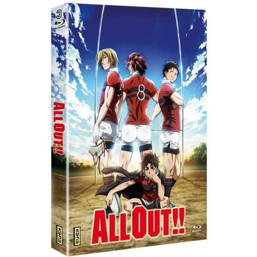 All Out !! - Intégrale - Saison 1