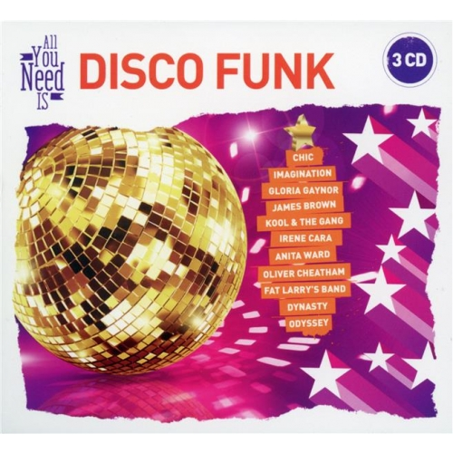 All you need is Disco Funk