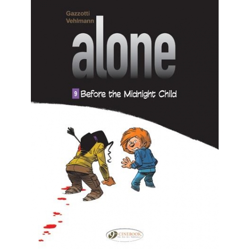 Alone - volume 9 Before the midnight child
