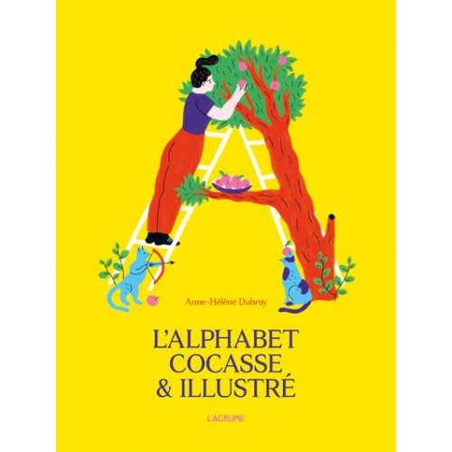 L'alphabet cocasse & illustré