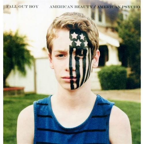 [CD] Fall Out Boy - American Beauty / American Psycho ... Uma Thurman Fall Out