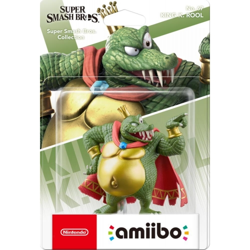Amiibo - Roi K. Rool Super Smash Bros. Collection