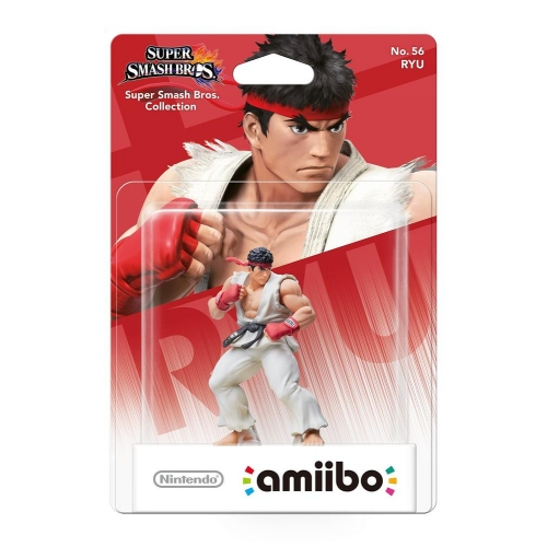 Amiibo - Ryu Super Smash Bros.