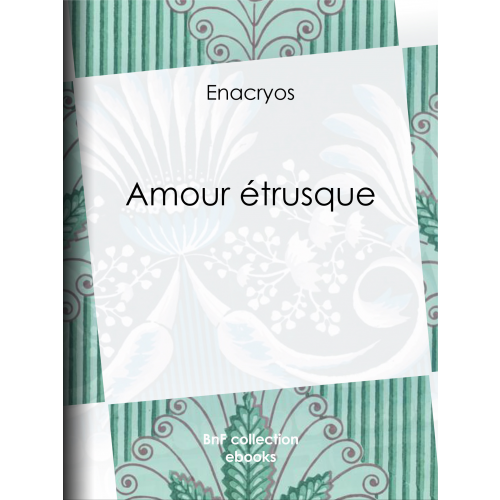 Amour étrusque
