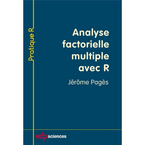 Analyse factorielle multiple avec R