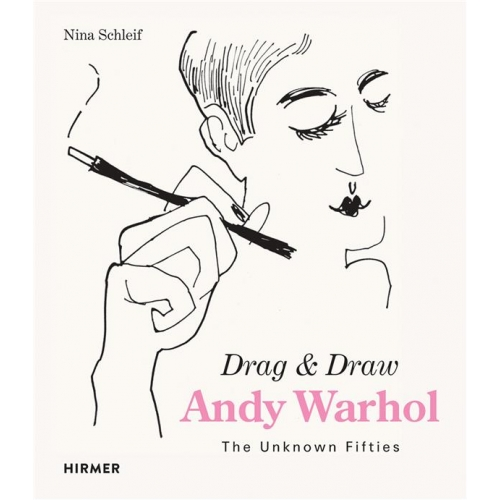 ANDY WARHOL DRAG & DRAW THE UNKOWN FIFTIES
