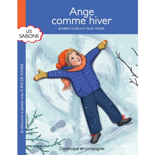 Ange comme hiver