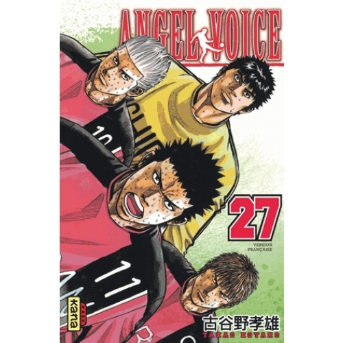 Angel voice Tome 27