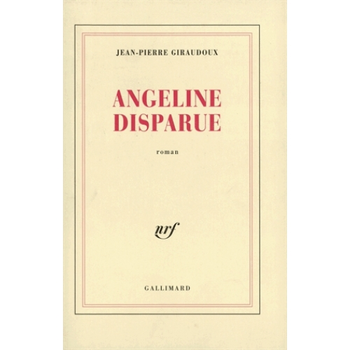 Angeline disparue