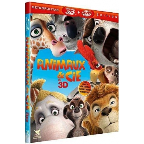 ANIMAUX & CIE REAL 3D