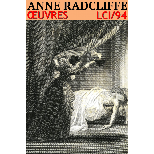 Ann Radcliffe - Oeuvres