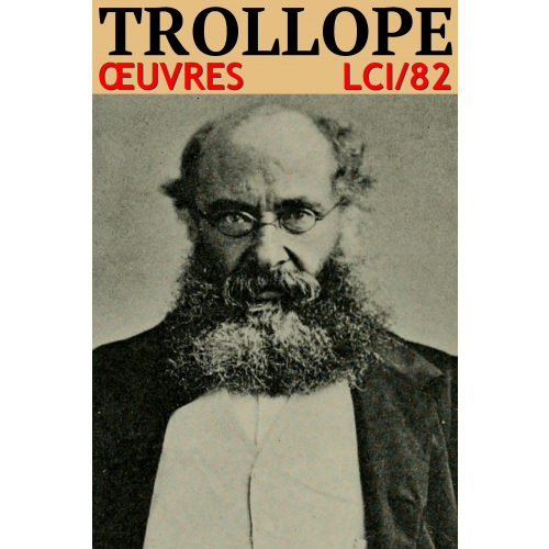 Anthony Trollope - Oeuvres