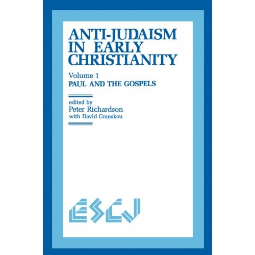 Anti-Judaism in Early Christianity
