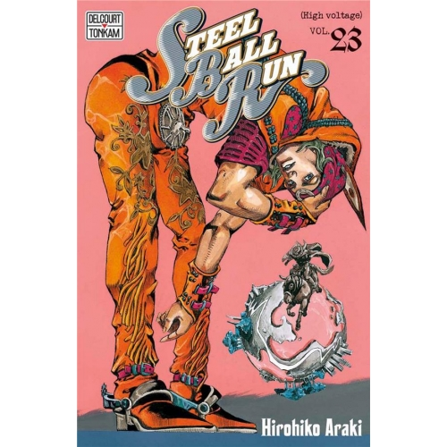 Steel Ball Run Tome 23