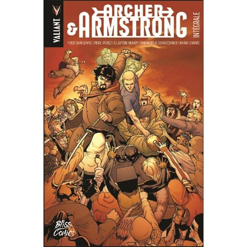 Archer & Armstrong Intégrale