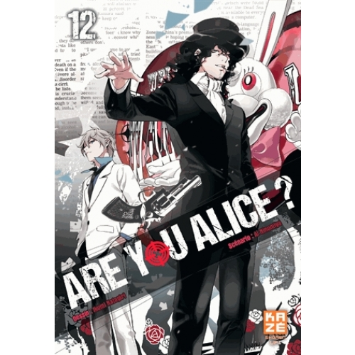 Are you Alice ? Tome 12