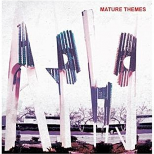 ARIEL PINK / MATURE THEMES