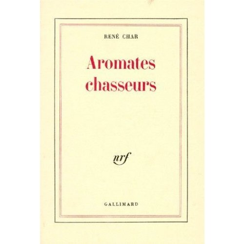 Aromates chasseurs