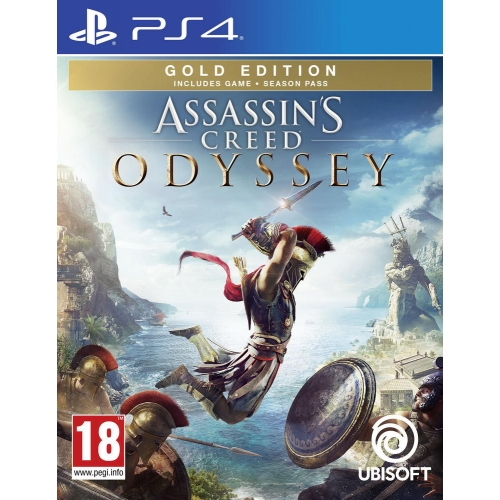 Assassin's Creed Odyssey - Édition Gold