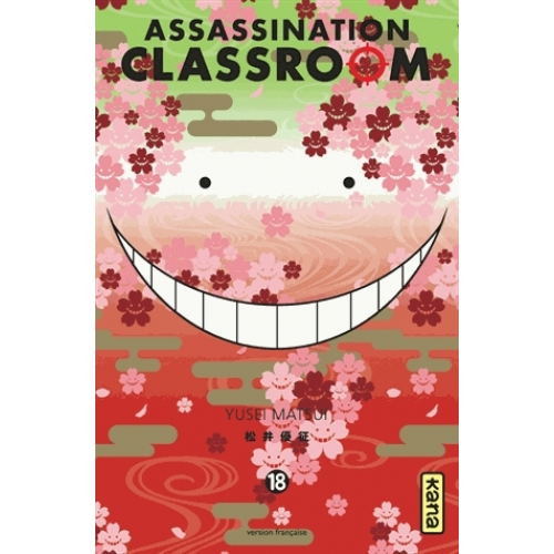 Assassination Classroom Tome 18