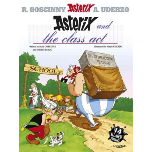 Asterix  and the class act