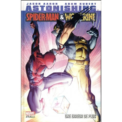 Astonishing Spiderman & Wolverine - Une erreur de plus