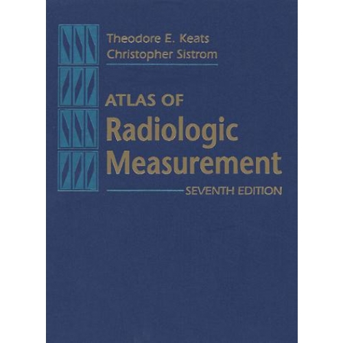 Atlas of Radiologic Measurement. 7th edition