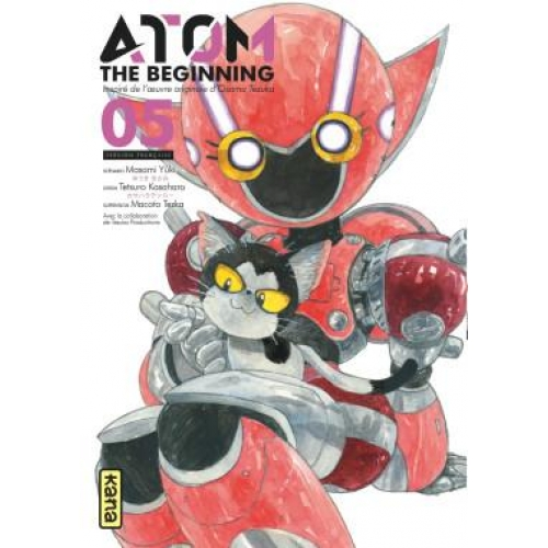 Atom The Beginning Tome 5