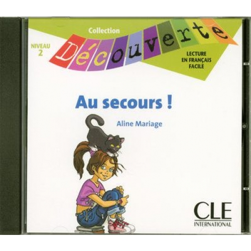 Au secours ! - CD audio