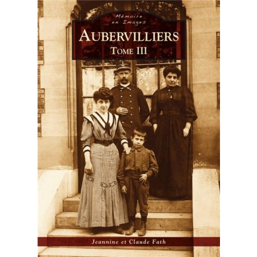 Aubervilliers - Tome 3