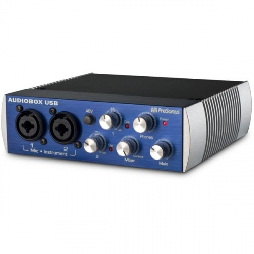 PreSonus - Carte son - interface audioBox USB