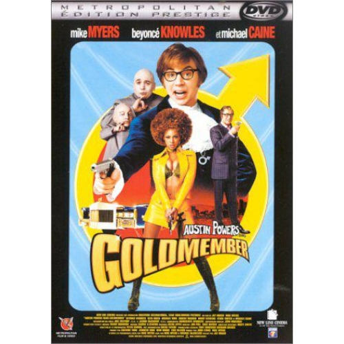 AUSTIN POWERS 3 : AUSTIN POWERS DANS GOLDMEMBER