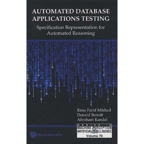 Automated Database Applications Testing