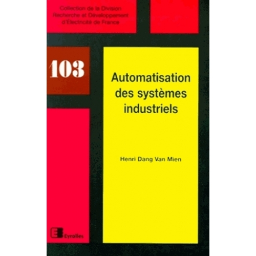 AUTOMATISATION DES SYSTEMES INDUSTRIELS