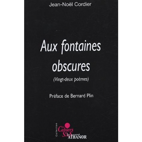 Aux fontaines obscures