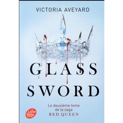 Red Queen Tome 2 - Glass Sword