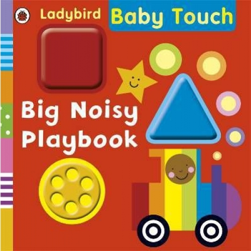 Baby touch : big noisy playbook