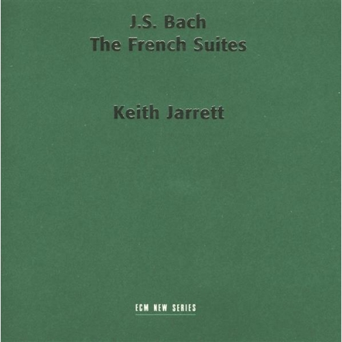 BACH : THE FRENCH SUITES