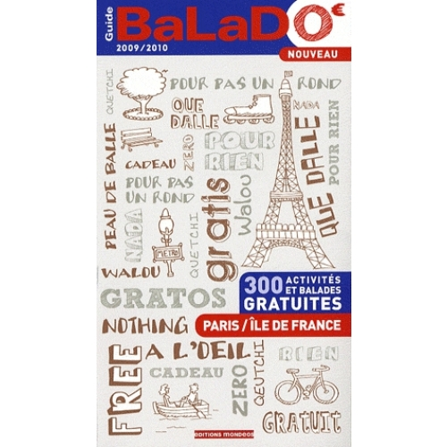 Balad'0 euro Paris, Ile-de-France