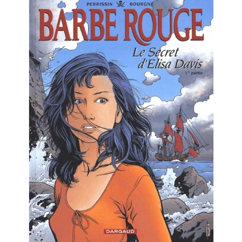 Barbe Rouge Tome 34 - Le secret d'Elisa Davis.