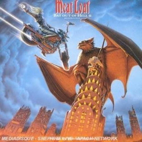 BAT OUT OF HELL /VOL.2 : BACK INTO HELL