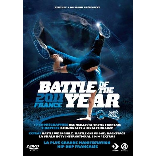 BATTLE OF THE YEAR FRANCE 2011