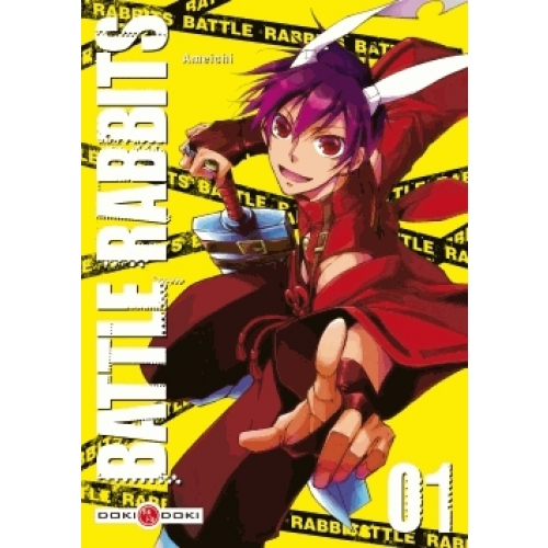 Battle Rabbits Tome 1